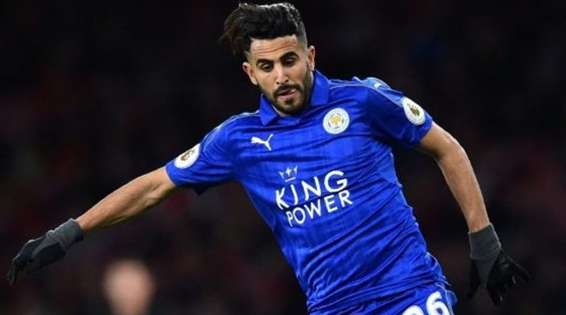 Manchester City Datangkan Riyad Mahrez