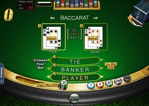 Baccarat Online Uang Asli, Live Baccarat, Agen Judi Baccarat