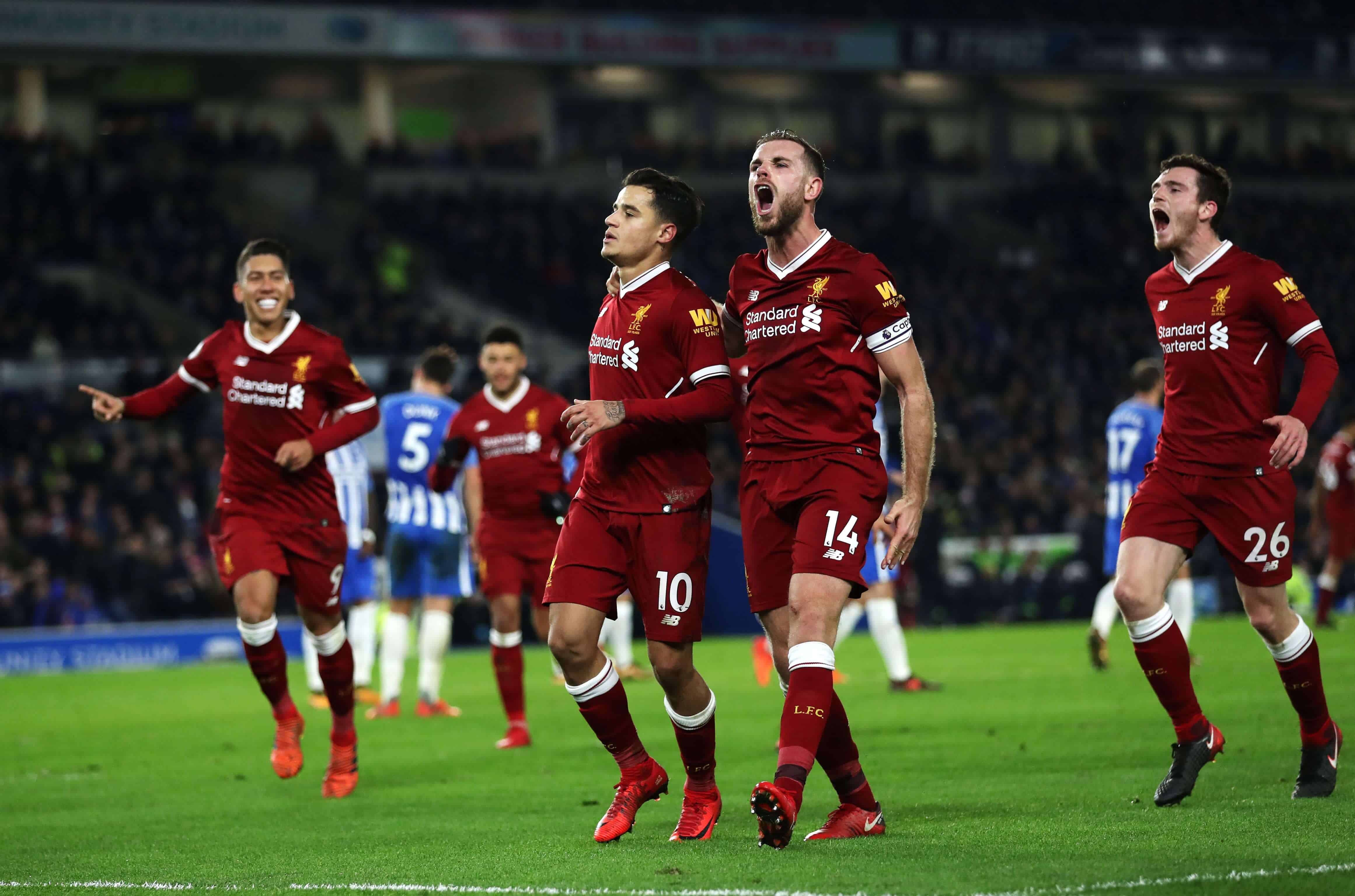 Prediksi Liverpool vs Tottenham Hotspur 31 Maret 2019